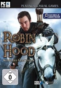 Robin Hood - 2D Packshot