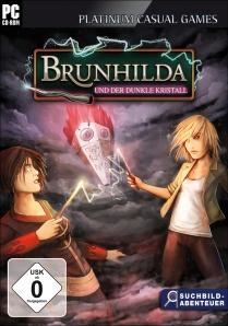 Brunhilda und der dunkle Kristall - Hässliches Cover, gutes Spiel!