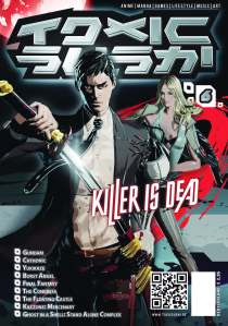 Cover Toxic Sushi #6