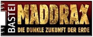 MADDRAX - Das aktuelle Logo
